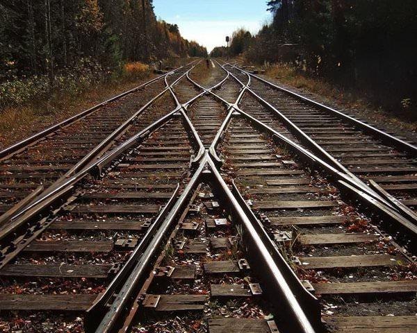 сонник ехать по железной дороге
