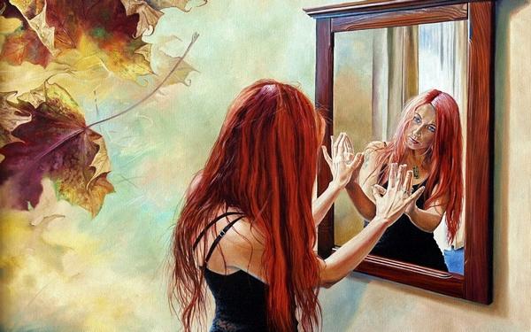 к чему снится зеркало