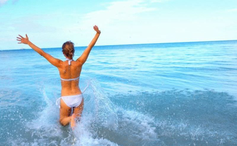 Сонник: к чему снится купаться в море, видеть во сне, плавать, описание || К чему снится купаться в море
