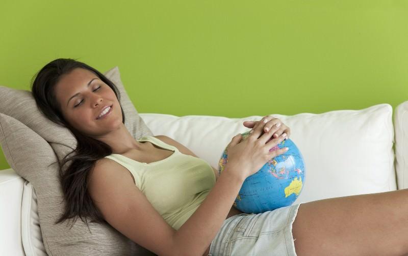 Если девушке снится беременная 98