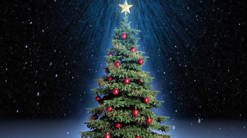 К чему снится новогодняя елка с игрушками