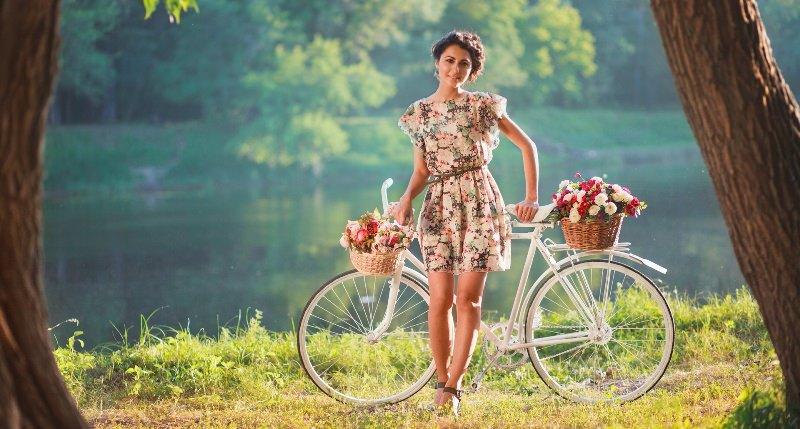 Толкование снов: к чему снится кататься на велосипеде?