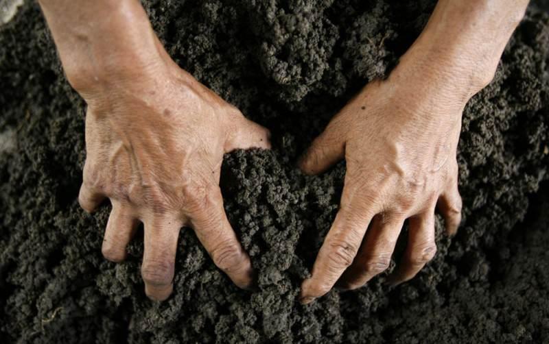 К чему человеку снится копать землю
