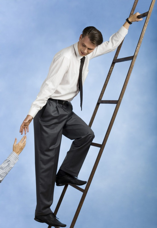Подниматься по лестнице вверх - к чему это сновидение снится?
