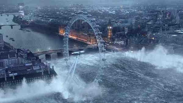 К чему снится наводнение: сонник, в городе, поступающая вода ...