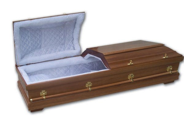 к чему снится открытый пустой гроб