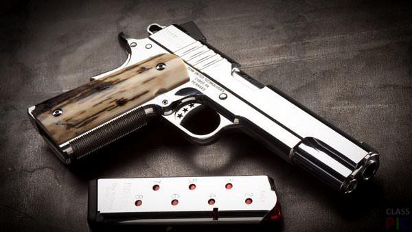 к чему снится пистолет