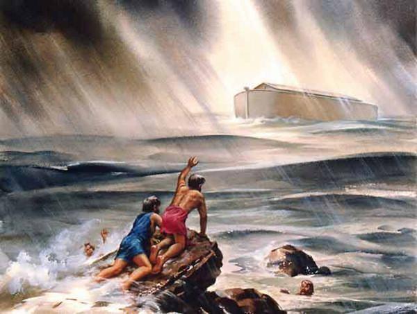 К чему снится потоп и какие катаклизмы будут происходить в таком случае в реальности?