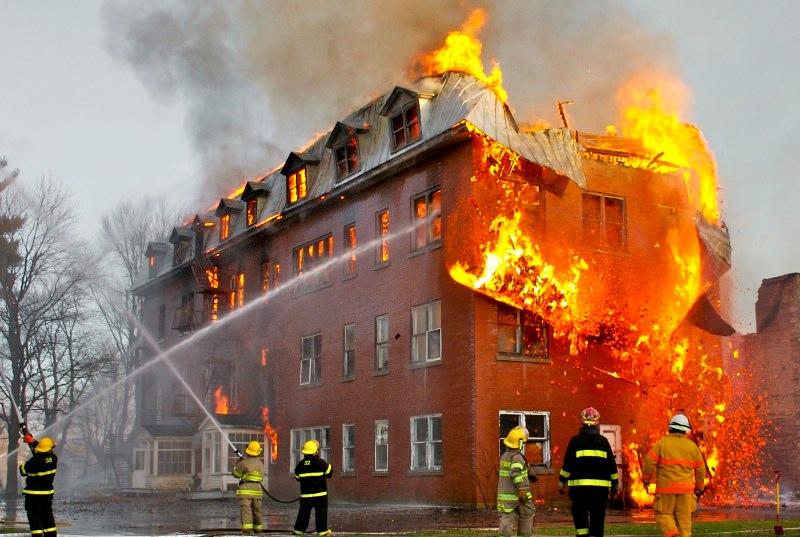 К чему людям снится тушить пожар