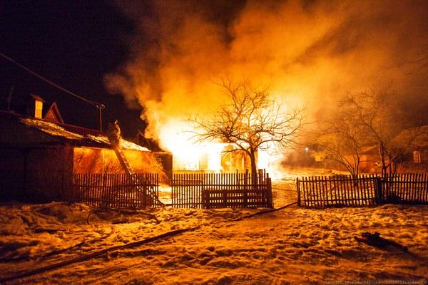 пожар во сне что означает мусульманский сонник