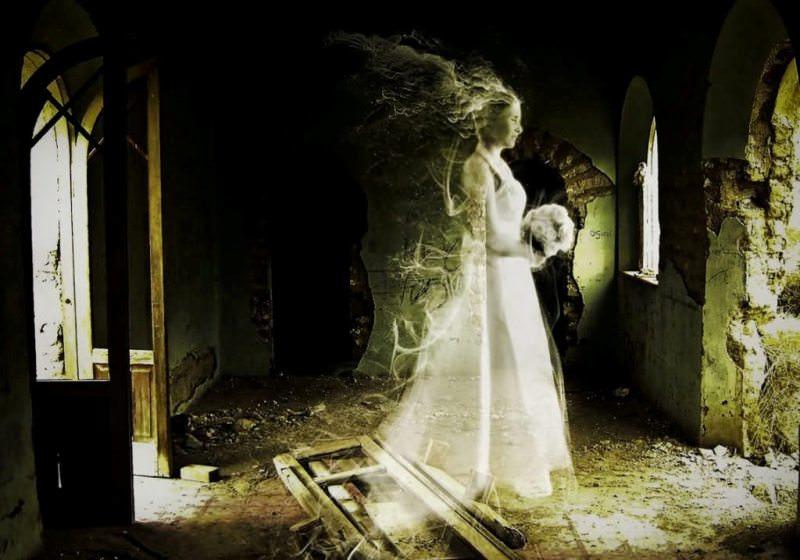 К чему человеку снятся призраки