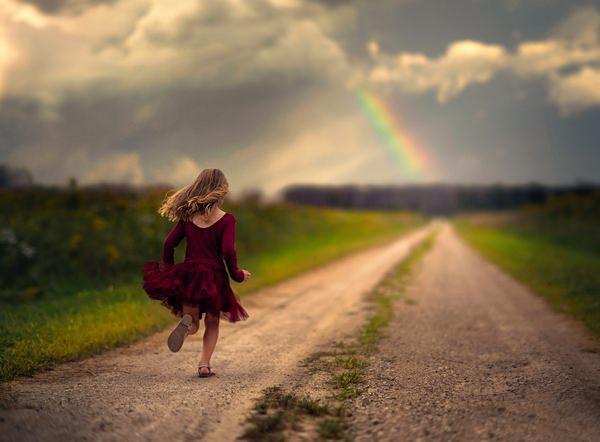 К чему снится радуга: толкования в соннике