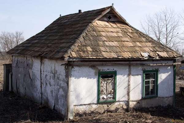 Дом связанный бабушкой