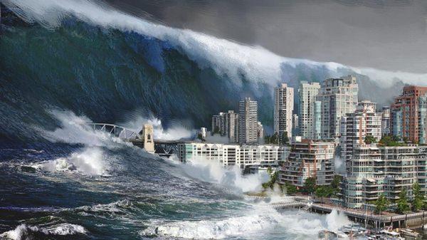 К чему снится цунами: бояться или нет?