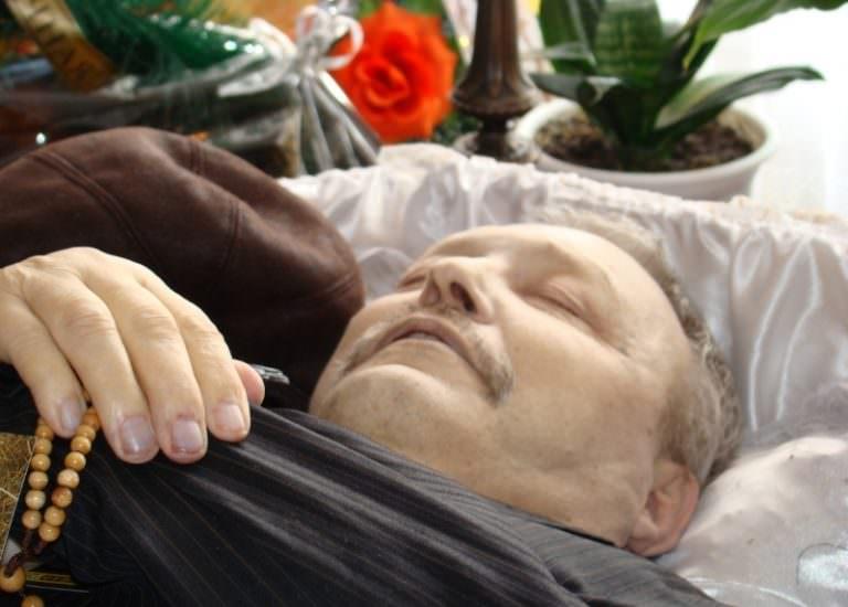 во сне приходят покойники к чему зиму