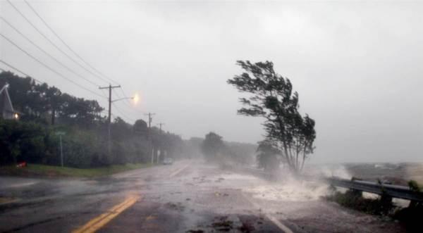 К чему снится сильный ураган за окном фото