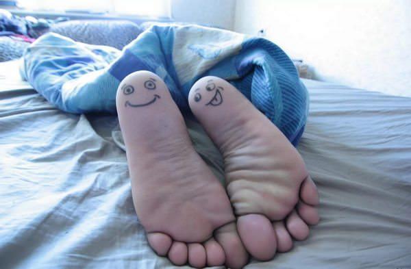 к чему во сне видеть свои ноги волосатыми