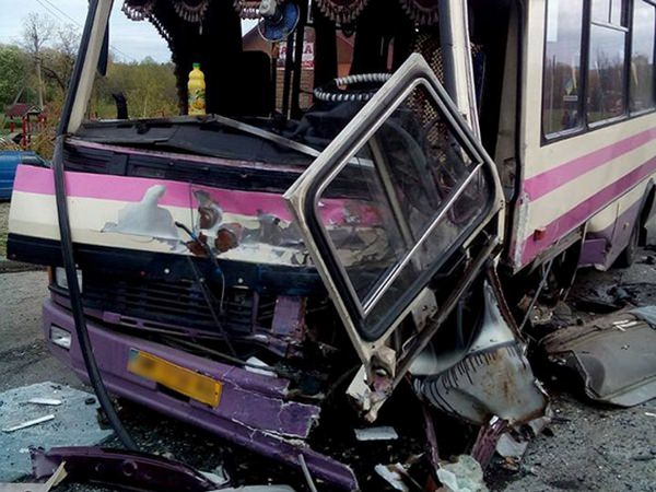 Видеть во сне аварию автобуса