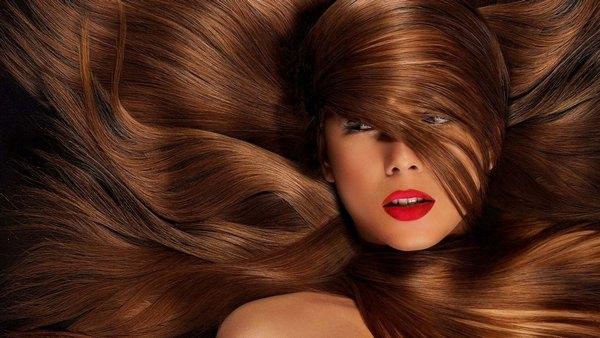 Сон-красивые длинные волосы