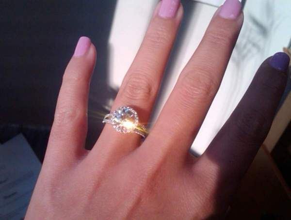 Сон обручальное кольцо на левой руке