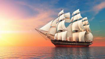 к чему снится корабль