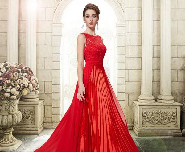 К чему снится красное платье: подробные значения