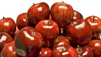 к чему снятся красные яблоки