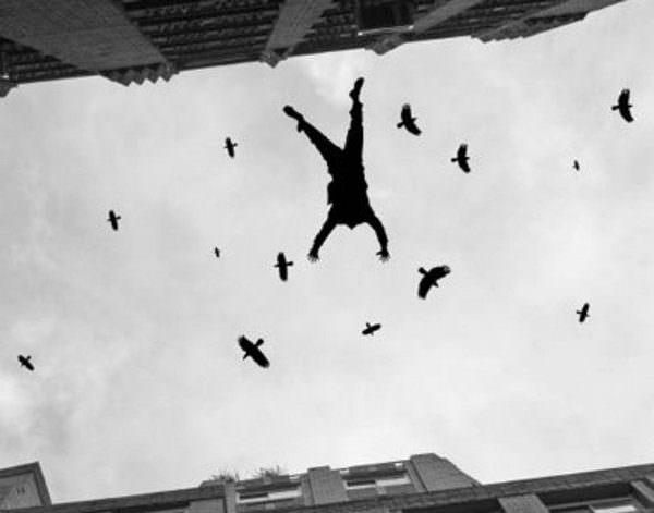 Сонник падать с высоты и не разбиться к чему снится падать с высоты и не разбиться во сне