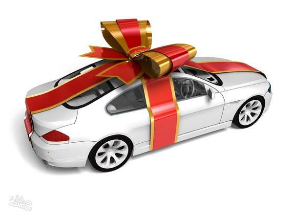 Во сне машина в подарок 17