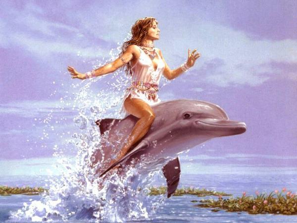 К чему снятся дельфины: стоит радоваться или печалиться?